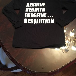 Resolution Long Sleeve